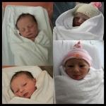 Minha neta Loryane.